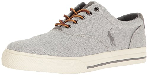 Polo Ralph Lauren Men's Vaughn, Grey, 14 D US