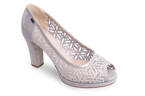 Women's Court Grey Court VALLEVERDE Grey Women's Shoes Women's Shoes VALLEVERDE VALLEVERDE SIAq6UA