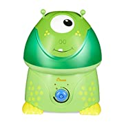 Crane USA Filter-Free Cool Mist Humidifiers for Kids, Martian