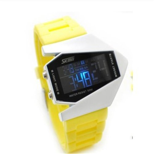 Boys Watch for Kids Waterproof Digital Led Classic Fashion Students Watches Sk-006-0817