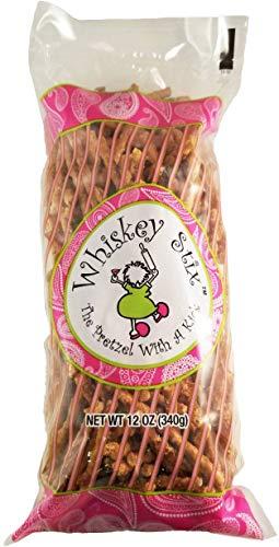 (Whiskey Stix Gourmet Pretzels - Two 12oz. Bags)