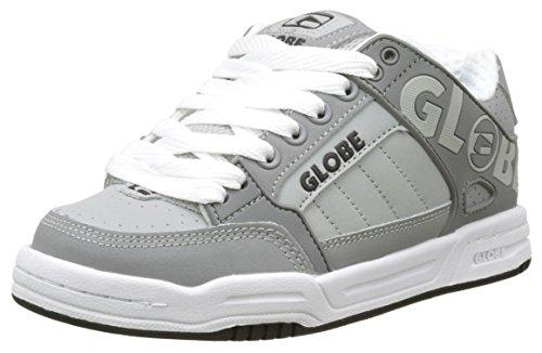 GlobeTilt - Zapatillas de Deporte niños Gris (Grey/grey/white)