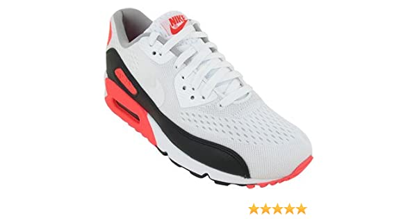 finest selection 8c77e 6e294 Amazon.com   Nike Men s NIKE AIR MAX 90EM RUNNING SHOES 11.5 Men US  (WHITE WHITE BLACK INFARED)   Running