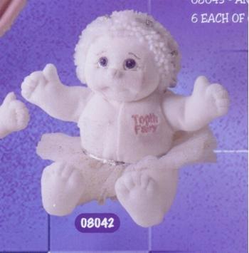 Dreamsicles Plush Angel Hugs Tooth Fairy #8042