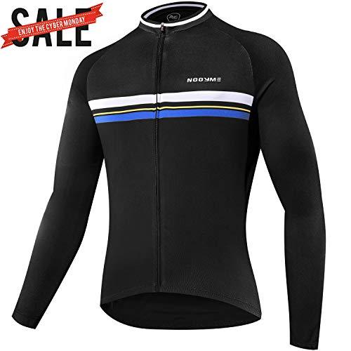 Jerseys Long Sleeves Biking Shirt(Blue, XL) ()