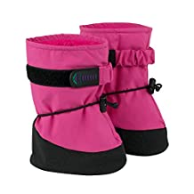 Molehill Toddler Boot, Ruby (new strap), Large (Toddler+)