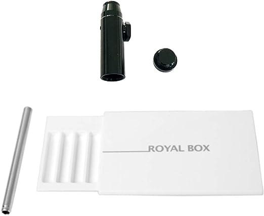 Royal caja de tubos