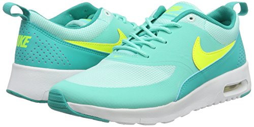 Course De Jade hyper gs Chaussures Nike Turq Max Volt clear Pied Turquesa blanc Femmes Air Thea Pour Axp5qTw