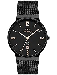 Relógio Feminino Technos Slim GM10YJ-4P - Preto