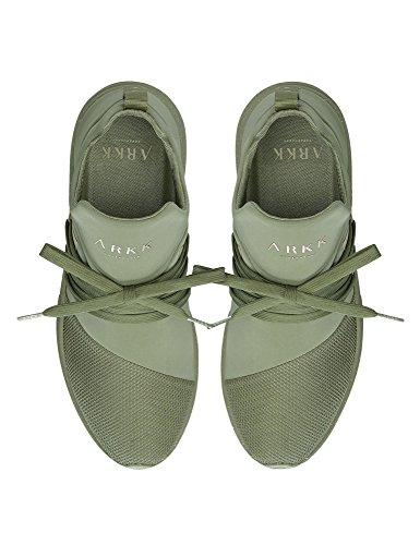 Verde COPENHAGEN Creme ARKK Sneaker Soft Green Army Donna Taglia Spray Unica 6dztzwq