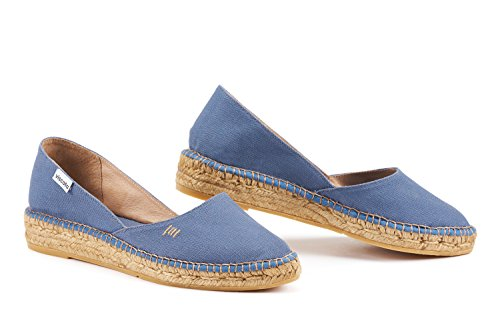 VISCATA Rascassa Authentic and Original Flats with Innersole Cushion Hand Made in Spain Jeans 100% authentic cheap price outlet with paypal enjoy online buy cheap price MjkdnH