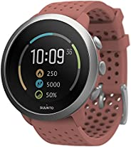Suunto 3 Sports Watch with Wrist-Based Heart Rate, 24/7 Activity and Recovery and Fitness Tracking