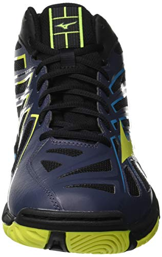 Multicolore Wave Blue Hurricane Hawaiocean Syellow Mid O 3 Mizuno Sneakers 001 Basses Homme n0dRw0zq5