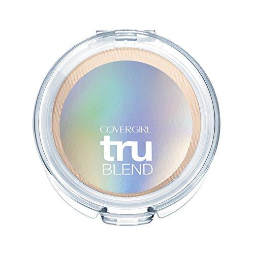 COVERGIRL truBlend Pressed Blendable Powder, Translucent Light .39 oz (11 g)