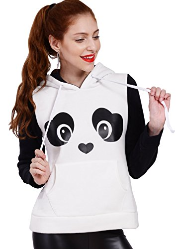 Wink Gal Colorblock Pullover Sweatshirts product image