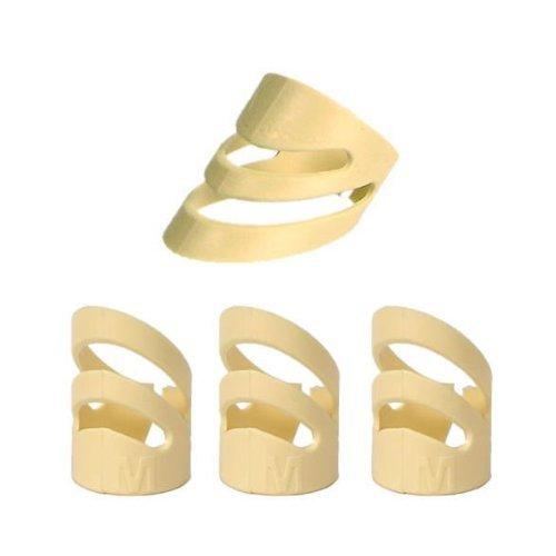 aLaska Pik fingerpicks, Medium, 4 picks