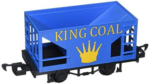 (Bachmann Industries Li'L Big Haulers King Coal G-Scale Hopper Car, Large)