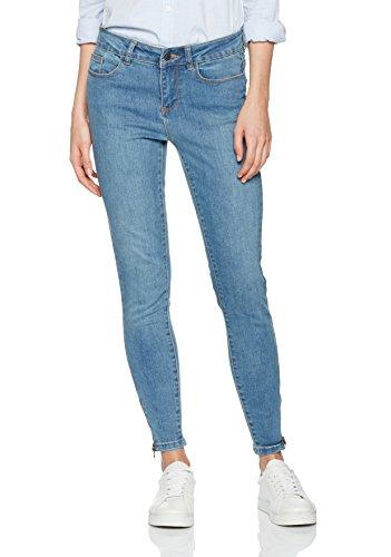 Denim Blue Denim Blue Nw Bleu Jeans Moda Seven Medium Femme Vero Medium 6qfTawRg