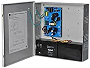 Altronix SMP5PMCTX Supervised Power Supply/Charger with Single Output, 12/24 VDC, 4 Amps, Gray (Pack of 1)