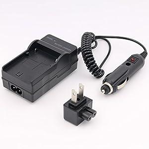HZQDLN BCM-1 BCM-2 Battery Charger for OLYMPUS Evolt E-510 E-500 E-300 E-3 Digital SLR Camera