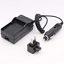 Battery Charger for JVC Everio GZ-EX250B, GZ-EX250BU, GZ-EX250BUS Full HD Memory Camcorder