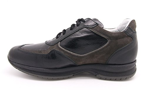 Nero Giardini - Scarpe stringate uomo, pelle
