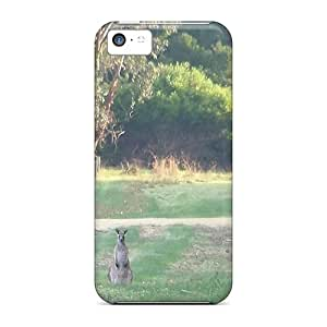 Awesome Three Locals Flip Cases With Fashion Design For Iphone 5c