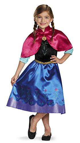 Anna Classic Costume, Small (4-6x)