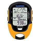 SUNROAD GPS Tracker Barometer Altimeter Compass