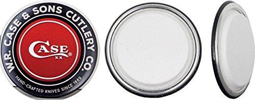 Sharpener Xx (Case Cutlery PDCASS Round Sharpener Logo Artwork 2.25