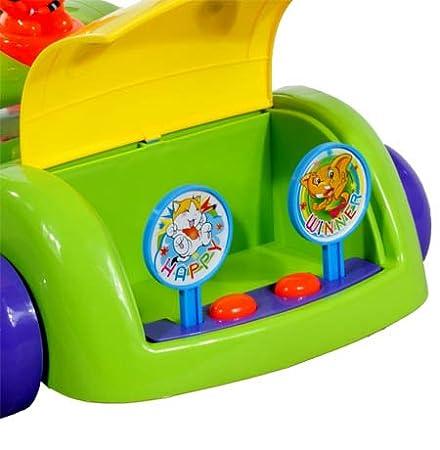 Baby Walker - Andador con actividades - Primeros Passos ARTI A209 ...