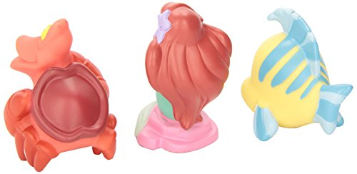 The First Years Disney Baby Bath Squirt Toys, The Little Mermaid