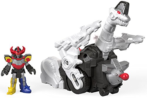 Fisher-Price Imaginext Power Rangers Megazord & Titanus (Fisher Price Imaginext Power Rangers Morphin Megazord)