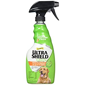 W F Young Pet 450130 Ultrashield Natural Fly Repellent Spray for Dogs, 16 oz 62