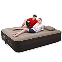 Air Mattresses automatic inflatable bed individual increase the double household use three-layer inflatable mattress thickened rollaway bed-A