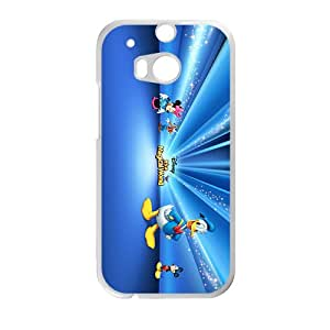 SVF blue disney characters Hot sale Phone Case for HTC One M8
