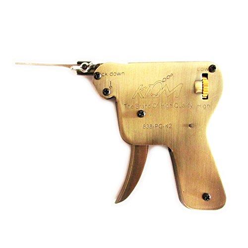 TPM Go per fabbro Grimaldello a pistola con 5 punte