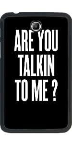 """Funda para Samsung Galaxy Tab 3 P3200 - 7"""" - Estás Hablando Conmigo?"""