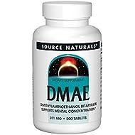 Source Naturals - DMAE, 351 mg