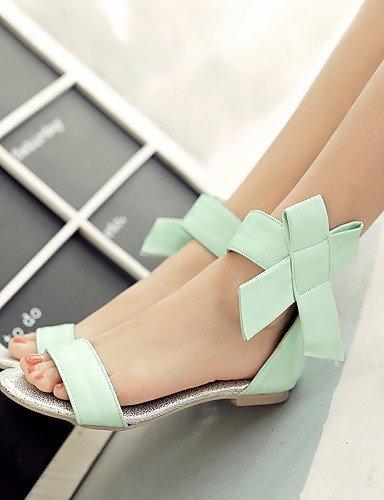 ShangYi Womens Shoes Heel Peep Toe Sandals Outdoor / Dress / Casual Black / Green / Red / Beige/1603 Black