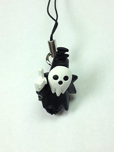 Shinigami (Pointing Ver) - Soul Eater Mini Figure Mascot Strap