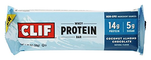 Clif Bar Parton coconut Almond chocolate, 1.98 - Chocolate Clif Coconut Bar Chip
