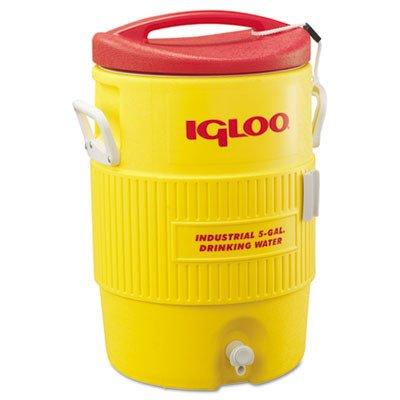 IGL451 ORS NASCO INC C-IGLOO 400 SERIES WTR COOLER 5GAL RED/YLW by IGL451