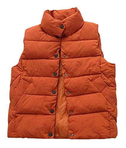 Jacket H amp;E Cotton Down Vest Padded Collar Winter 1 Thick Sleeveless Stand Women OHISrxwH