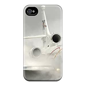 Hard Plastic Iphone 6 Cases Back Covers,hot Landing On Water Cases At Perfect Customized