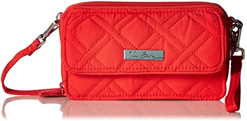 Vera Bradley All in One Crossbody for Iphone 6+, Canyon Sunset