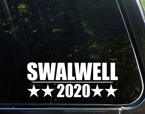Sign Depot SWALWELL 2020 - Decal Bumper Sticker 8-3/4
