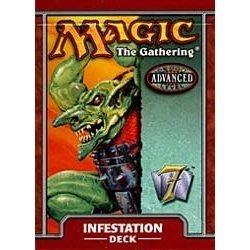 Magic the Gathering MTG 7th Edition Infestation Theme Deck