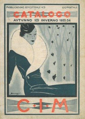 Catalogo Autunno   Inverno 1933 34