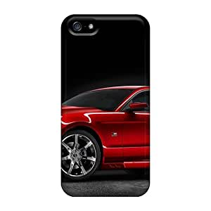 For Iphone Case, High Quality 2010 Saleen Ford Mustang For Iphone 5/5s Cover Cases